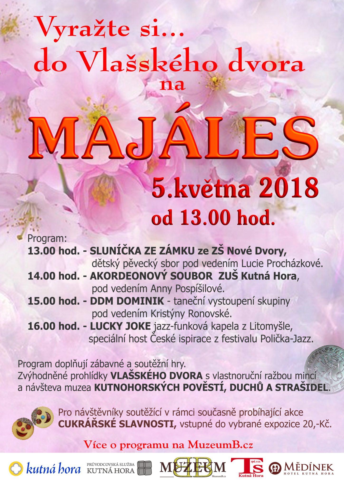 Kutnohorský Majáles 2018