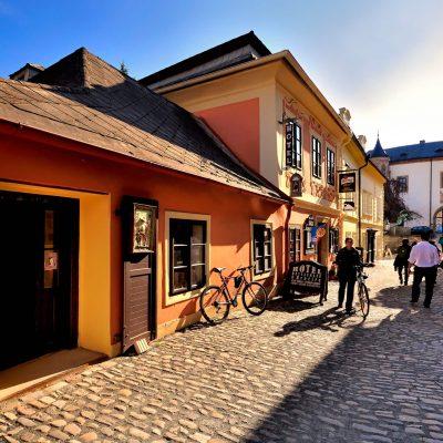 Barborská ulice