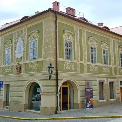 Dačický house