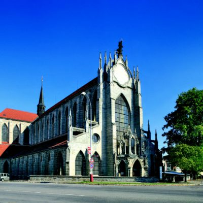 Cathedral of Assumption of Our Lady and St. John the Baptist at Sedlec