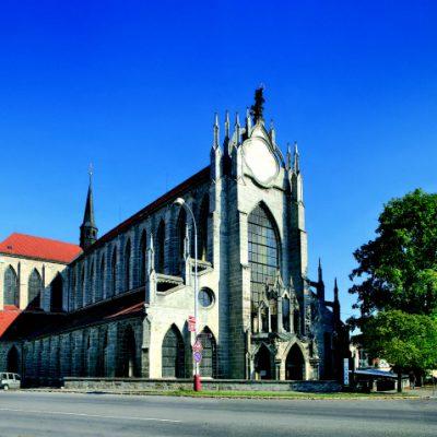 Katedrála Nanebevzetí Panny Marie a sv. Jana Křtitele