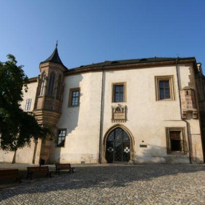 České Muzeum Stříbra, Hrádek