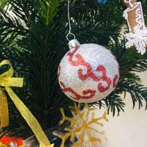 Vánoční ozdoby z Vlašského dvora