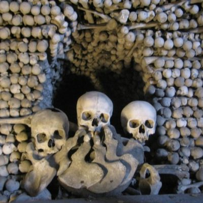 Ossuary at Sedlec